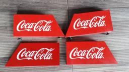 Coca Cola Placa Decoracao Bar Garagem
