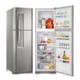 Usado, Refrigerador | Geladeira Electrolux Frost Free 2 Portas 402 LT Platinum - Oferta comprar usado  Fortaleza