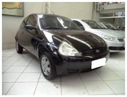 Ford>> Ka 1.0 Gasolina 2p 2006 Preto