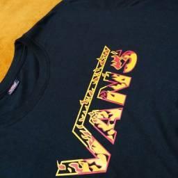 Camiseta Vans nova