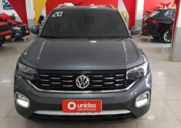 T-Cross Highline 250 1.4 - Top de Linha - 17.000Kms - 2020