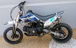 Mini moto gasolina modelo 2015 pneus bons 100cc está ótima
