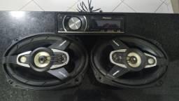 Vendo Pionner DEH-P6080UB - Golfinho