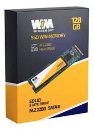 SSD Winmemory 128GB M.2 2280 Sata 3 - SWB128G - Loja Fgtec Informática