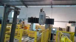 Frezadora CNC centro de usinagem portal