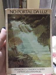 No Portal da Luz - Chico Xavier (AUTOGRAFADO)