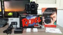 Câmera Canon t5i (usado em bom estado)