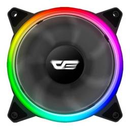 KIT com 03 Coolers Fan Darkflash - NOVO