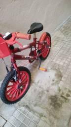 Bicicleta infantil aro 16 LARYBUG