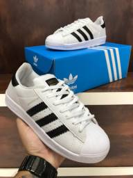 Tênis Adidas Superstar - 150,00