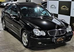 C320 Avantgarde 3.2 V6 2004 *Impecável* Maravilhosa