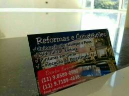 Construções e Reformas em Geral<br>