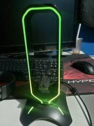 Porta headset/mouse banger