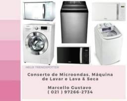 :: Conserto de Máquina De Lavar, Lava e Seca e Microondas ::
