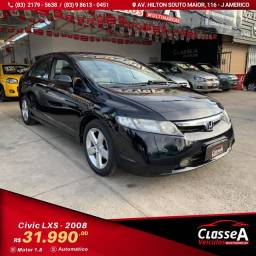New Civic 2008 LXS Automático EXTRA