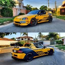 Honda Civic CRX VTi DelSol 1993 Turbo