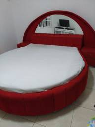 Cama redonda super king
