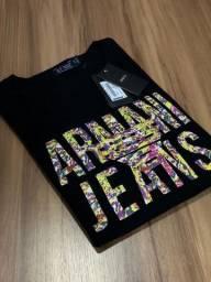 Camisetas Armani originais vindas dos Estados Unidos