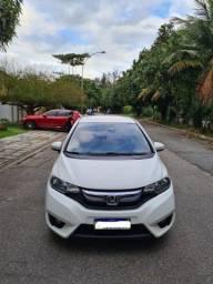 Honda Fit EX 2015/2015 Automatico com couro e camara de ré 48.900 km