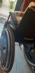 Cadeira de rodas Nova