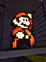 Luminária Super Mario Bros 3
