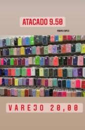 Capa Case Aveludada Iphone Atacado e Varejo