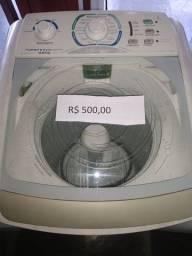 Electrolux turbo 8kg. Com garantia