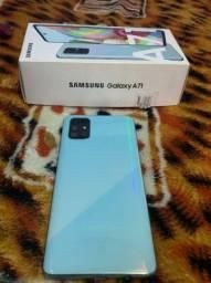 Samsung A71 completo
