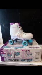Patins Quad Roller Derby Star 600 Wom-Feminino<br><br>