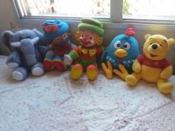 Ursos/brinquedos de pelúcia