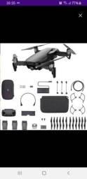 Drone DJI mavic air combo flymore (onix Black)