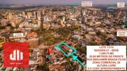 Título do anúncio: Investimento para renda ou incorporação - ZC28 - Altura Livre - R$ 2.870.000,00 - Centro -