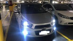 Título do anúncio: Chevrolet Sonic Ltz 1.6 Automático