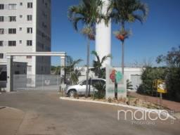 Título do anúncio: Apartamento com 2 quartos no ED GRAN CASTEL - Bairro Jardim da Luz em Goiânia