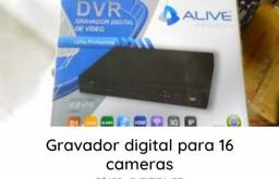 Título do anúncio: DVR gravador digital