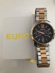 Relógio euro lindo