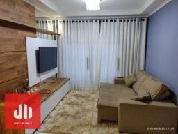 Título do anúncio: Apartamento Térreo Mobiliado com aumento de área privativa na Varanda Coberta