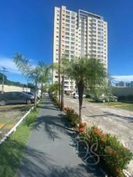 Condomínio Life Ponta Negra - 100% mobiliado - 2 suítes c sala Ampliada