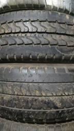 Pneus 225/65/16 semi novos valor de cada pneu 255.00
