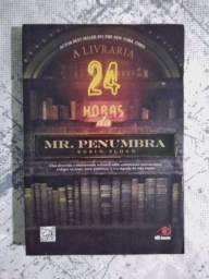 Livro - A livraria 24 horas do Mr. Penumbra