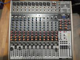 Mesa de som, compressor