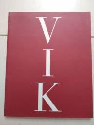 Livro Vik Muniz Exposição Leonel Kaz