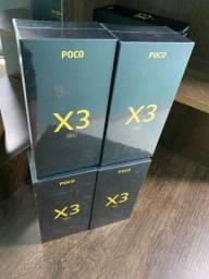 Xiaomi Poco X3 128gb 6gb ram 64mpx lacrado