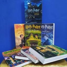 Harry Potter Livro e DVD