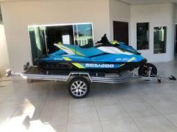 Título do anúncio: SEA DOO GTI 155 SE 2015