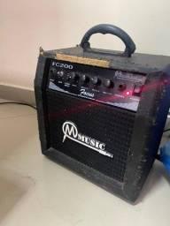 Caixa de Guitarra  FC200