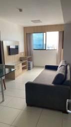 Alugo apartamento 1/4 mobiliado por R$ 2.300,00
