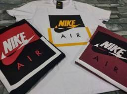 Camisetas Masculinas multimarcas apenas R$35,00