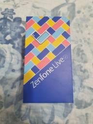Zenfone Asus Live L1 32gb, são dois - um Azul e um Rose. Na caixa, lacrado