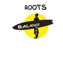 Prancha de Equilíbrio Balance Core Roots